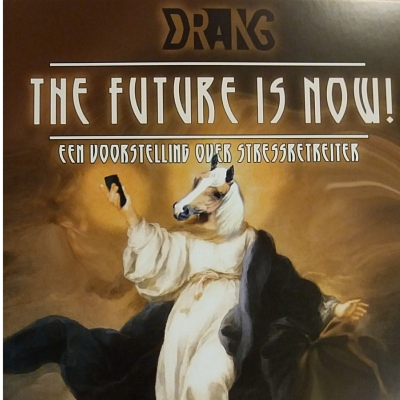Theatergroep DRANG speelt 'The Future is now'